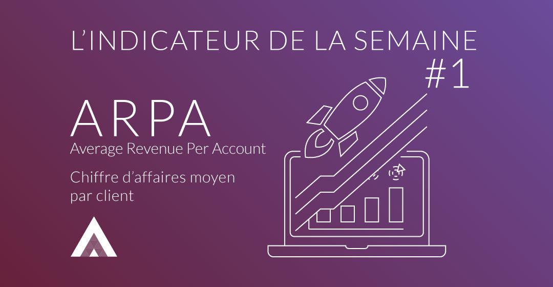 ARPA, Average Revenue Per Account4 min de lecture