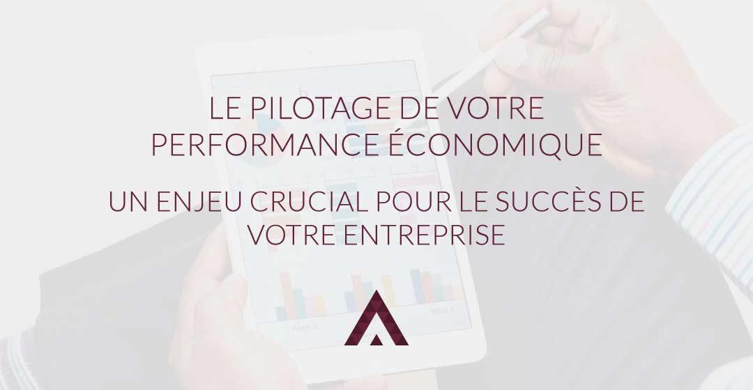 pilotage performance economique