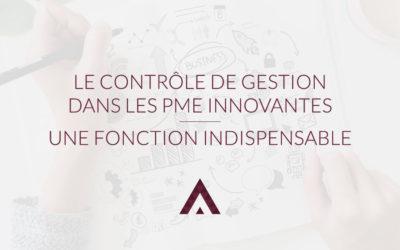 Contrôle de gestion dans les PME innovantes