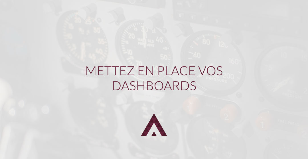 set up your dashboards