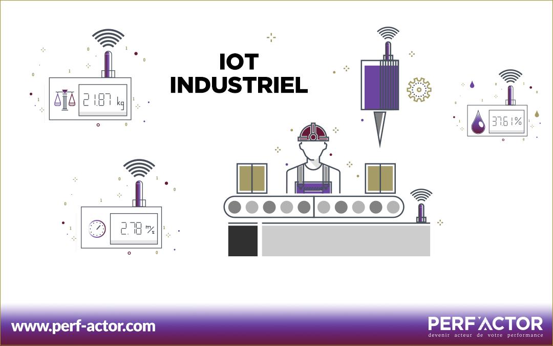 L'Internet des Objets Industriels au service de la rentabilité et de la satisfaction client
