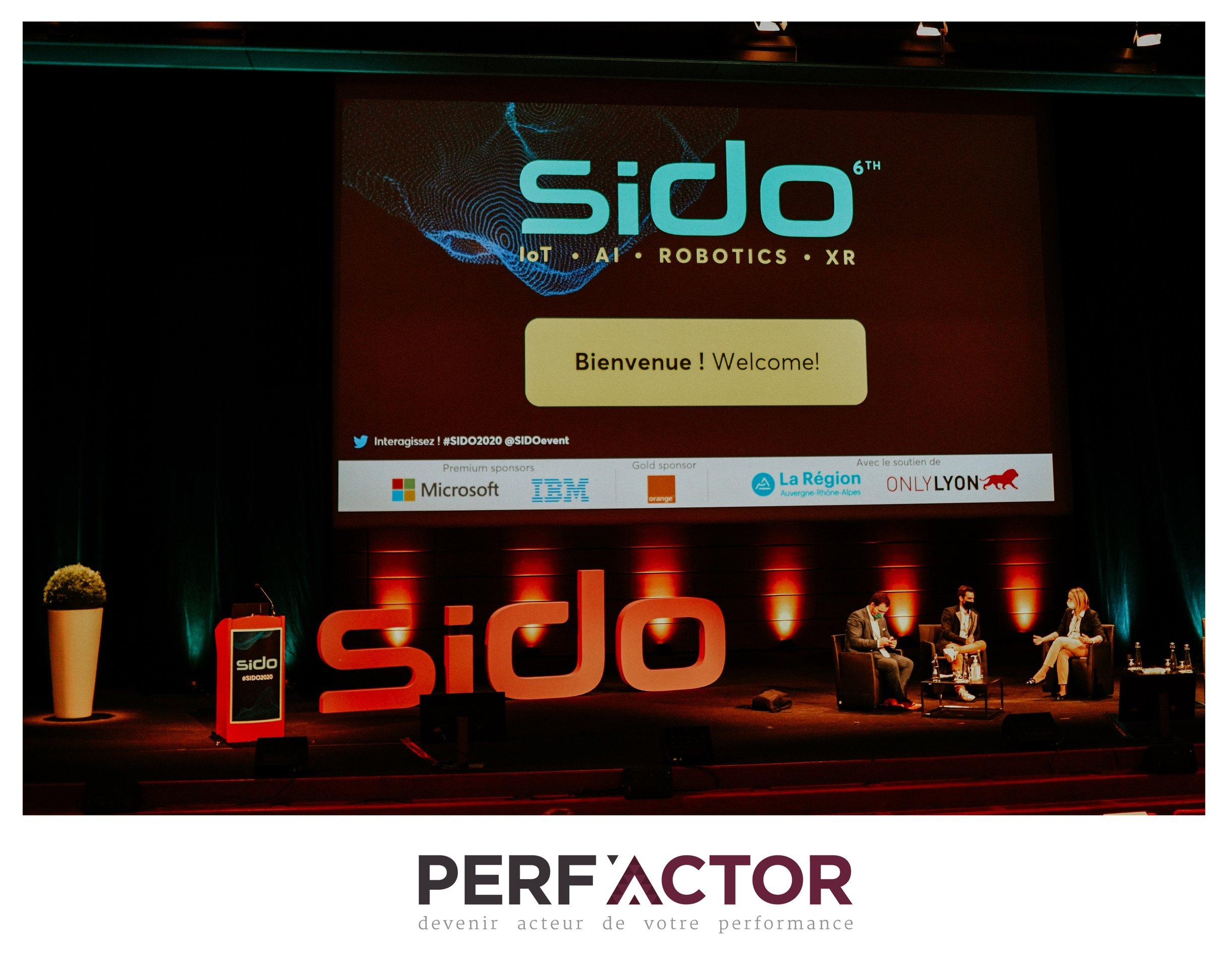 Des cas concrets d'innovation digitale appliquée à l'industrie : le jumeau numérique pour moderniser les chaines de production au salon SIDO 2020