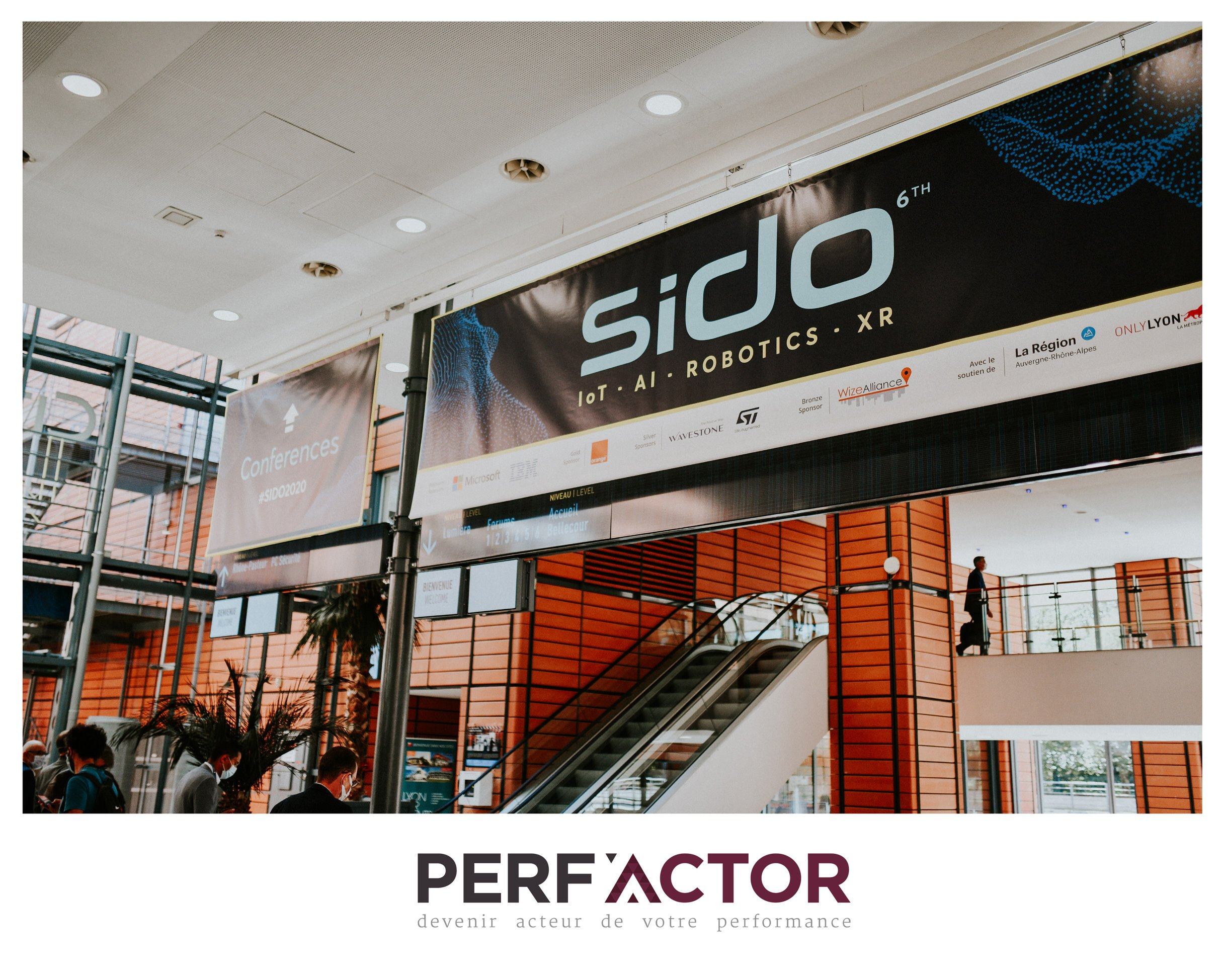 Conclusion du salon SIDO 2020, industrie 4.0, cybersécurité et IoT, les piliers de la transformation digitale.