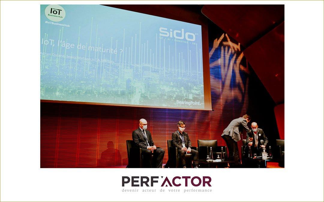 L étude IoT « IoT Market Radar France 2020 » a l'ambition de de répertorier et analyser les entreprises intervenant dans le domaine de l'IoT en France. Salon SIDO 2020.