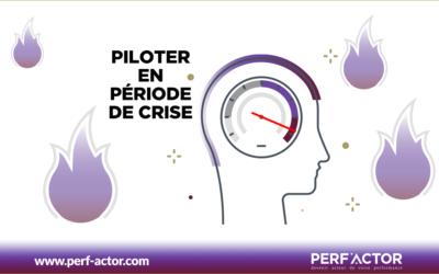 4 étapes pour un pilotage de la performance en période de crise
