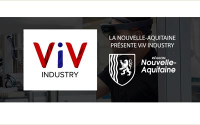 ViV'Industry, l'évènement incontournable dédié à l'Usine du futur et à la performance industrielle !